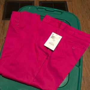 🤩Jaclyn Smith cropped pants